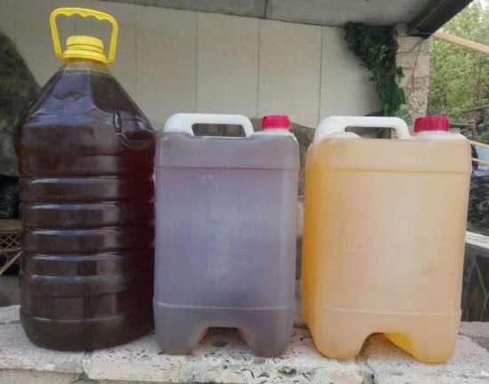 утилизация растительного масла