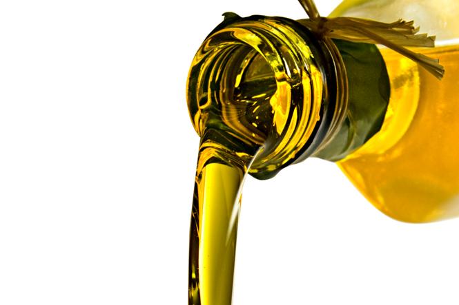 отработанное подсолнечное масло